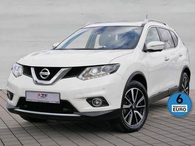 gebraucht Nissan X-Trail 2.0 dCi Aut. Tekna 4x2 AHK+Pano.+LED