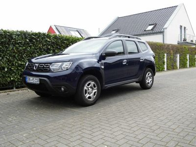 used Dacia Duster SCe 115 2WD Comfort