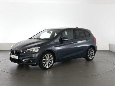 gebraucht BMW 220 Active Tourer Luxury Aut. Klimaaut. LED LM