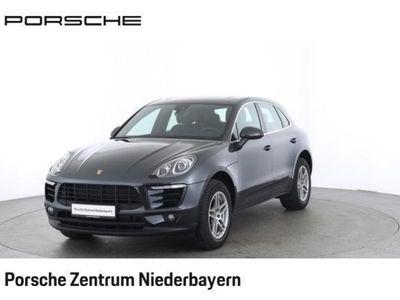 käytetty Porsche Macan S Diesel ( Licht-Komfort-Paket )