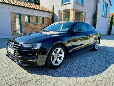 gebraucht Audi A5 2.0 TFSI Coupe S-Line Schalter 211 PS 8-Fach