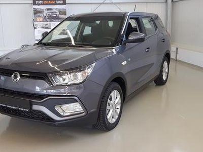 gebraucht Ssangyong XLV 1.6 2WD e-XDi S Quartz Navi 85 kW (116 PS), Sch...