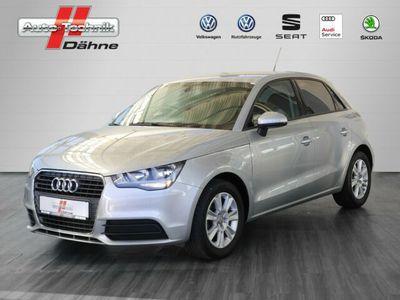 gebraucht Audi A1 Sportback 1.2 TFSI Klima PDC