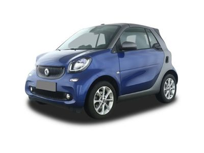 gebraucht Smart ForTwo Cabrio 66kW Prime Automatik Cool+Audio