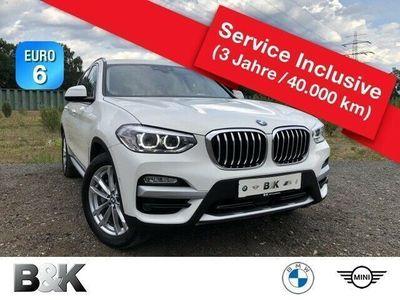 gebraucht BMW X3 xDrive 30dA X Line AHK,St+Go,Leas.o.Anz.439,-