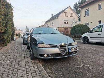gebraucht Alfa Romeo 156 Sportwagon 2.4 JTD 20V Distinctive als Kombi in Brühl