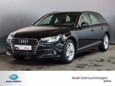 gebraucht Audi A4 design 2.0 TFSI S tronic Navi touch VC