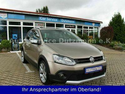 gebraucht VW Polo Cross Polo V BMT/Start-Stopp + Xenon