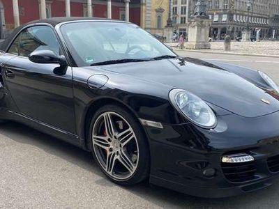 gebraucht Porsche 997 Turbo Cabriolet- APPROVED bis 06/2022