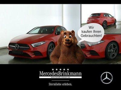 gebraucht Mercedes A250 A 250AMG LINE/MULTIBEAM/360°/SHZ/NIGHT/MBUX/NAVI