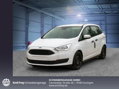 gebraucht Ford Grand C-Max 1.0 EcoBoost Start-Stopp-System Ambiente 74 kW, 5-türig