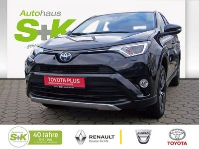 gebraucht Toyota RAV4 2,5l Hybrid Edition-S + Navi + Standheiz.