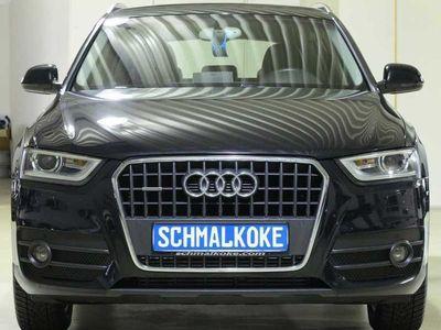 gebraucht Audi Q3 TDI2.0 DPF Navi Klimaautomatik LM17