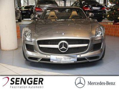 gebraucht Mercedes SLS AMG Roadster Brabus Kl-auspuff,610 PS,DtAusl