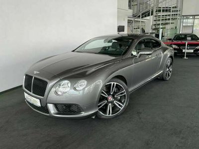 "gebraucht Bentley Continental GT 4.0 V8 Aut. Kamera 21"" Navi Xenon"