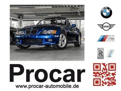 used BMW Z3 Roadster 3.0i Cabrio