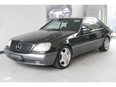 gebraucht Mercedes 600 SEC AMG-LMR*Klima*Memory*SHG*SHZ