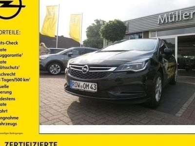 used Opel Astra 1.4 ECOTEC CNG SpTo Edition AGR SHZ