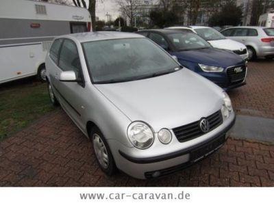usado VW Polo IV Comfortline, Klima