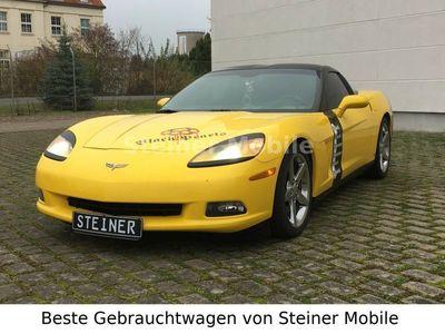gebraucht Corvette C6 C6 CoupeTarga 6,2L Autom. Carbon, Xenon, Leder, 3,99%