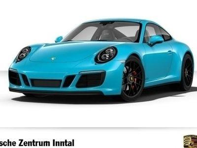 gebraucht Porsche 911 Carrera 4 GTS 991 (911)( Hinterachslenkung )
