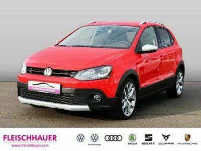 gebraucht VW Polo Cross V BMT 1.0 TSI DSG XENON NAVI KLIMA PDC