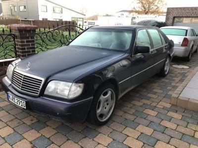 gebraucht Mercedes 400 langversion! Selten! *TÜV08/2020