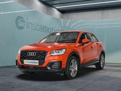 gebraucht Audi Q2 Q21.6 TDI GAB sport Euro 6 MMI Navi LED Klima