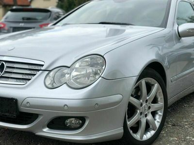 gebraucht Mercedes C230 C - Klasse SportcoupeKompressor