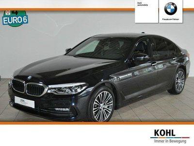 gebraucht BMW 540 i Sport Line Aut. Komfortsitze Navi Business
