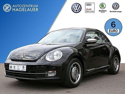 gebraucht VW Beetle 1.4 TSI DSG Sport Klima Navi PDC v/h SHZ