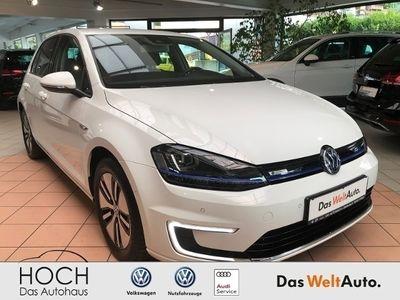 gebraucht VW Golf VII e-Golf+ACC+CCS Park Assis+Wärmepumpe