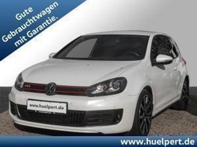gebraucht VW Golf VI 2.0 GTI Adidas DSG DYNAUDIO NAVI ALU18