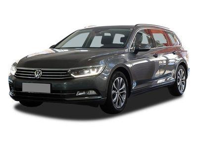 second-hand VW Passat Variant