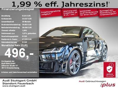 gebraucht Audi TTS Coupé 2.0 TFSI S tronic