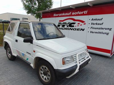 käytetty Suzuki Vitara JX Cabrio