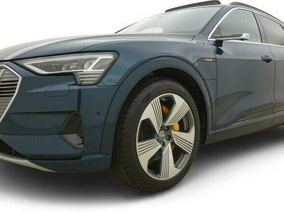 gebraucht Audi E-Tron e-tron 55 qu advanced 300kW*Air*Pano*Kamera*Lede