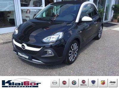 gebraucht Opel Adam Rocks 1.4 87PS MT-5 Einparkhilfe+Faltdach