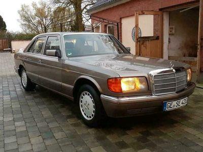 gebraucht Mercedes 420 Mercedes W126/ 30 Jahre Alt