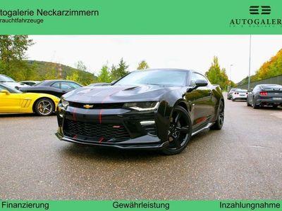 gebraucht Chevrolet Camaro SS 6.2l V8 Automatik/Vollausstattung als Sportwagen/Coupé in Neckarzimmern
