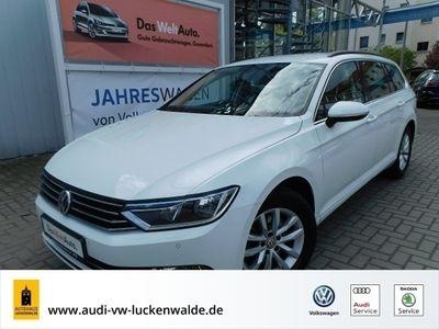 käytetty VW Passat Variant 2.0 TDI Comfortline DSG *NAVI*AHK*SHZ*