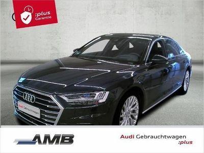 gebraucht Audi A8 55 TFSI Laser/Nacht/HuD/B&O/Panod/Standh/5J.Garan
