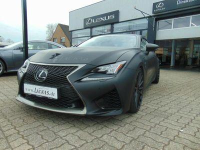gebraucht Lexus RC F *Lackas Black Skull Edition*NOVEL*VOSSEN