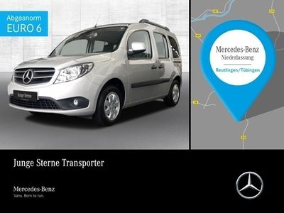 gebraucht Mercedes Citan 111 CDI Tourer EDITION Lang