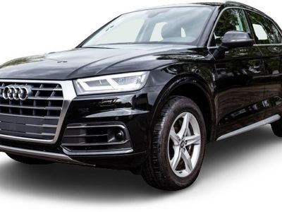 gebraucht Audi Q5 *SPORT*50 TDI quat TIPTRO/ACC/VIRTUAL/UPE:71