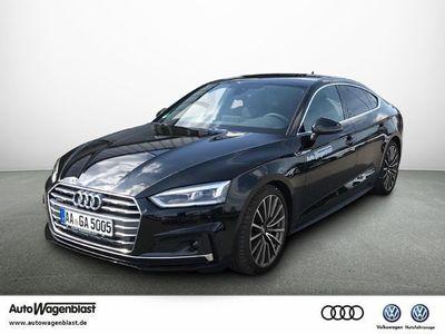gebraucht Audi A5 Sportback sport 45 TDI quattro S-LINE AHK+LED