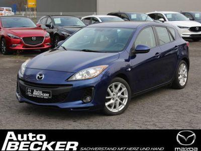 gebraucht Mazda 3 2.2l MZR-CD 150 PS Navigation / AHK / Einparkh