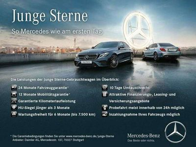 "gebraucht Mercedes B220 d PROGR/LED/MBUX+AR/DISTR/18""/PTS+RFK/EASY"