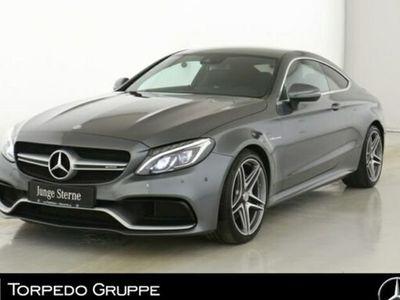 gebraucht Mercedes C63 AMG AMG COUPÉ AMG LED+KAMERA+PTS+SHZ+SOUND+KLIM