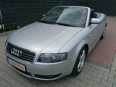 gebraucht Audi A4 Cabriolet 2.4 multitronic